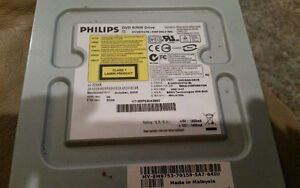 Philips DVD8701 DVD R/RW Drive (9305 046 67096) - works perfect