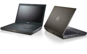 DELL PRECISION M4800, Intel i7,16GB RAM w/AUTOCAD, SOLIDWORKS, REVIT, INVENTOR, MS OFFICE, VISIO & PROJECT, ROXIO + more
