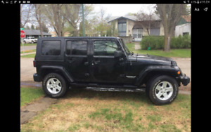Trade etec sled plus $$ for My 2007 JK Jeep wrangler