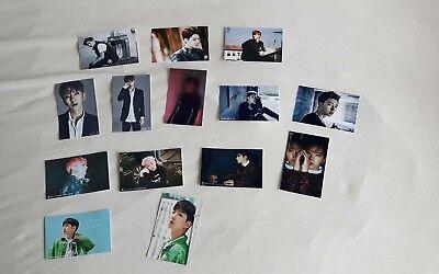 Monsta X Kihyun Photocard Set 16 Stück kpop updated