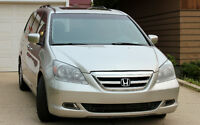 2006 Honda Odyssey Touring Minivan with Loads of Extras