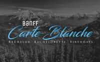 Hosts & Hostesses for Bachelor & Bachelorette Parties in Banff