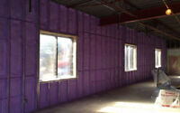 Commercial  & Residential Insulation @ Affordable $ - FREE QUOTE