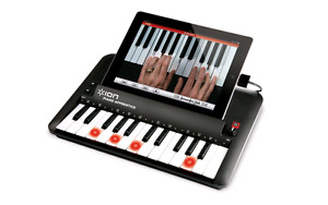 ION SELF LEARNING PIANO.