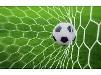 5-A-SIDE FOOTBALLERS WANTED
