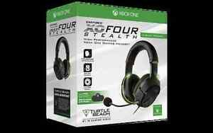 turtle beach x0 four stealth headset