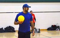 Sign up for our Winter Dodgeball League!