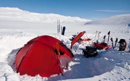 HILLEBERG STAIKA 2pers/4 season mountain tentstrongfreestanding & MSR HUBBA HUBBA NX  2 pers/3 season freestanding tent 1.7kg ...