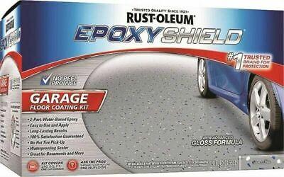 Rust-oleum 251965 Gray Gloss Epoxy Garage Floor Coating
