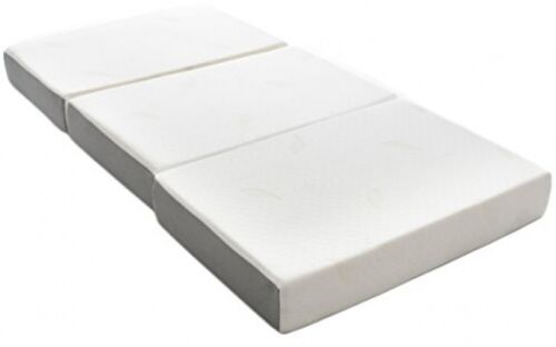 Milliard TWIN 6-Inch Memory Foam Tri-fold Mattress with Ultr