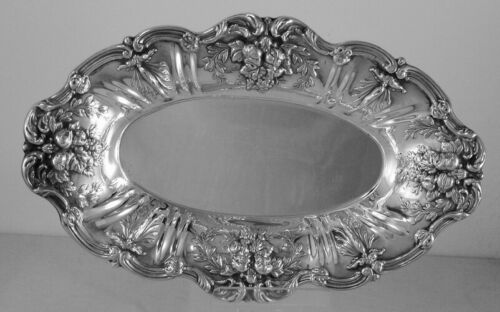 BREAD TRAY by Reed & Barton Sterling Silver X568 , 1957,  No Mono