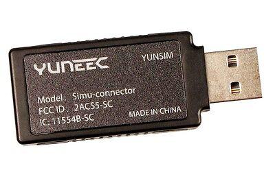 Yuneec Q500 Typhoon UAV Pilot Simulator Wi-Fi USB Stick For PC Software Dongle