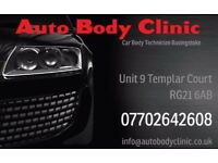 AUTO BODY CLINIC BASINGSTOKE Car Body Repair Specialists Exterior Repair & Paint Finished