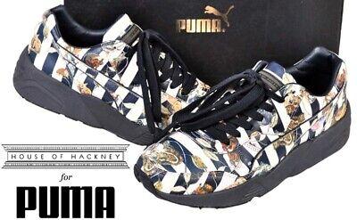 Puma House Of Hackney Trinomic Sneaker EVO X HOH Mens 10.5 M Puma Shoes 35753201