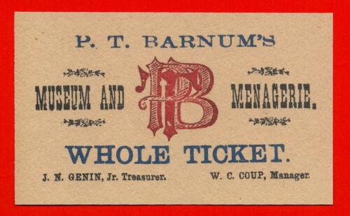 PT Barnum