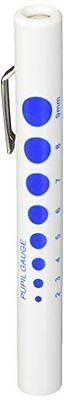 ADC 351P Adlite Disposable Penlight w/Pupil Gauge New