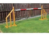 HORSE JUMPS FOR SALE.