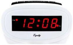 Advance Electric Alarm Clock,No 30227,  La Crosse Technology Ltd