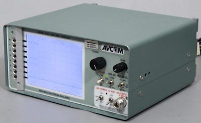 Avcom Psa-45d L-band Portable Spectrum Analyzer Ku 950-2150 Mhz