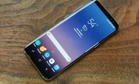 samsung galaxy s8 plus,unlock,new condition,64 gb