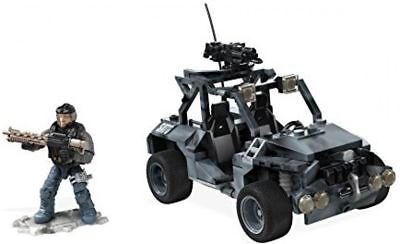Mega Construx Call of Duty ATV Erd Recon Set 187 Stücke 12 +