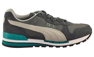 Puma Running Sneakers (NEU SCHUHE PUMA TX-3 LEATHER Sneaker Freizeit Running)