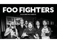 2x Foo Fighters Tickets - London - Sat 23rd June