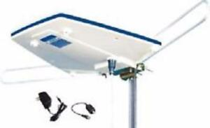 Weekly promo! Digital Outdoor Amplified HDTV Antenna,Electronic Master ANT5001, $39.99(was$49.99)
