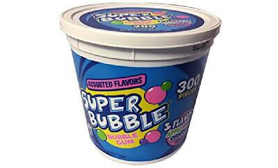 Super Bubble Gum (Super Bubble Gum, Assorted, 54 Ounce)