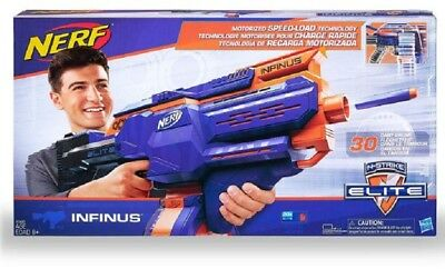 Best Nerf N-Strike Elite Toy Dart Gun For Boys Kids Automatic Blaster Gift (Best Cheap Nerf Gun)