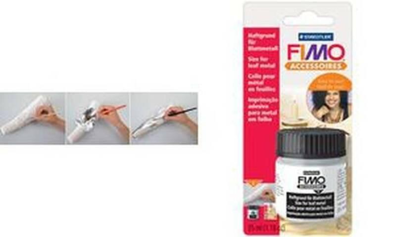 Background of Accession (Glue) 1.2oz 8782.BK - Polymer Clay