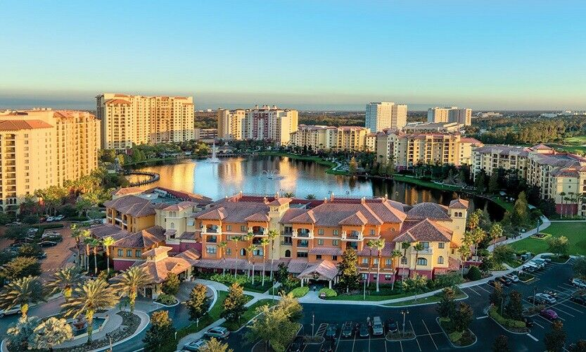 Dec 12-19 For 7 Nights - Wyndham Bonnet Creek - 3 BEDROOM DELUXE Sleeps 10 - $575.00