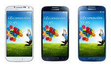 "Unlocked 5"" Samsung Galaxy S4 GT-I9500 Smartphone 16GB 2GB RAM 13.0MP - 3 Colors"