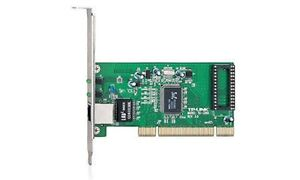 TP Link 10/100/1000 Gigabit Network PCI Fast Ethernet LAN Card PC / Linux