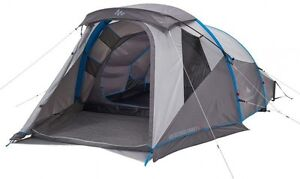 Quechua Air Seconds Family 4 Inflatable Tent - 4 Man