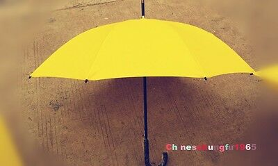 TV Serious How I Met Your Mother Umbrella Yellow Windproof Anti Rain No Logo