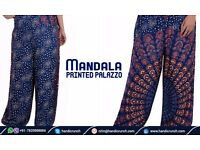 Thrilling Palazo Pant-from Handicrunch
