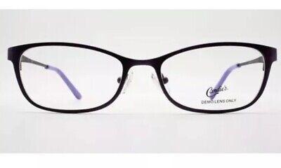 Candies Eyeglasses Frames Bronze 51-16-135 Rx Cute Rhinestone Accents With (Cute Eyeglasses Frames)
