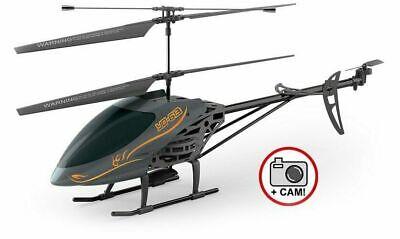 Cetacea Heli XXL RC Hubschrauber mit Kamera Drohne ferngesteuerter Helikopter