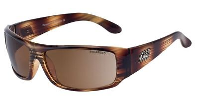 DIRTY DOG PUDDLE SUNGLASSES SPORTS BROWN POLARISED SURF SAILING SKI CYCLING