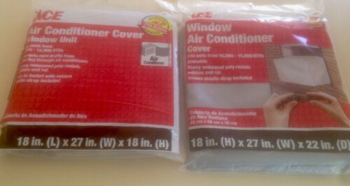 Brand New ACE Air Conditioner Covers For Window Unit