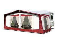Bradcot Active Caravan Awning Wine Colour 930cm Size