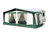 Bradcot classic awning, size 1020, new condition with annexe