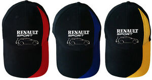 renault sport cap casquette ebay. Black Bedroom Furniture Sets. Home Design Ideas