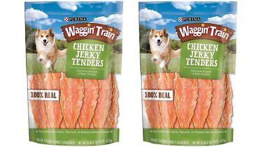 Waggin Train Chicken Jerky Dog Treats (36 oz.) (2 packs total 72 oz)