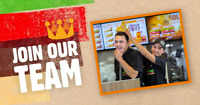 Cashiers : Burger King (full-time / part time )