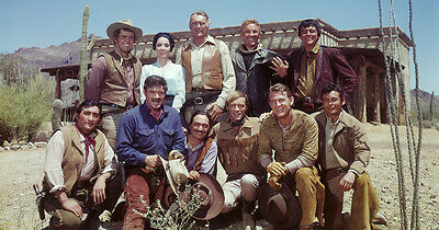 The High Chaparral Complete Series On 26 Dvd Hd Quality
