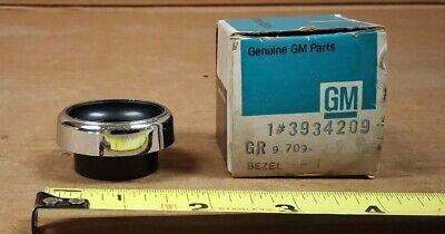 NOS GM 1968 Chevy Caprice Impala Cigarette Lighter chrome bezel Belair Biscayne