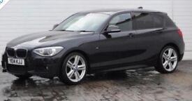 BMW 118D Msport 5dr Black £6000 worth of extras