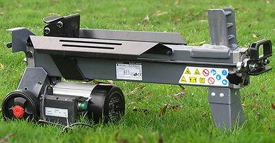 STAHLMANN Holzspalter 7T / 520mm Brennholzspalter liegend